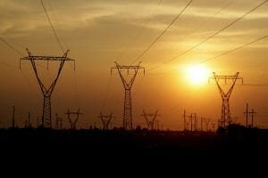 Electricity Pylons, available capacity charges